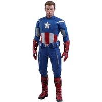 Hot Toys Marvel Avengers: Endgame Movie Masterpiece Action Figure 1/6 Captain America (2012 Version) 30 cm