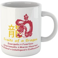 Traits Of A Dragon Mug Mug - Mug Gifts