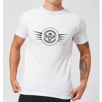Magic: The Gathering Theros: Beyond Death Owl Mens T-Shirt - White - M - White