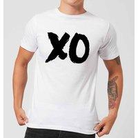 The Motivated Type XO Men's T-Shirt - White - S - White