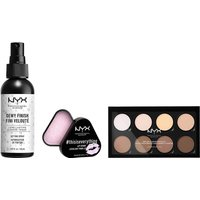 NYX Professional Makeup Vegan Perfect Dewy Face Base - Exclusive