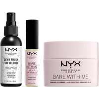 NYX Professional Makeup Bare With Me -Vegan Hydrating Skin Prep - Exclusive