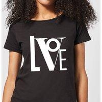 Love Women's T-Shirt - Black - L - Black