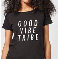 Good Vibe Tribe Women's T-Shirt - Black - L - Black