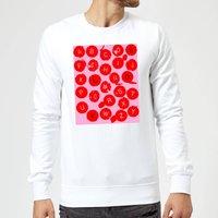 Love Letters Sweatshirt - White - L - White