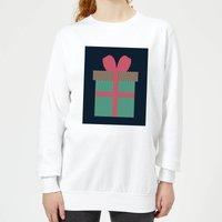 Plain Present Women's Sweatshirt - White - XXL - White
