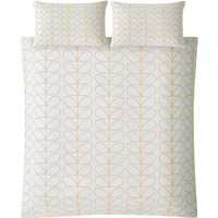 Orla Kiely Linear Stem Dandelion Duvet Cover - Multi - Super King