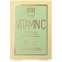 PIXI Vitamin-C Sheet Mask (Pack of 3)
