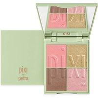PIXI Nuance Quartette Blush Quad - Honey Nectar