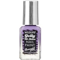 Barry M Cosmetics Wildlife Nail Paint 10ml (Various Shades) - Native Purple