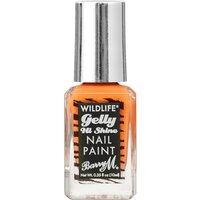 Barry M Cosmetics Wildlife Nail Paint 10ml (Various Shades) - Desert Orange