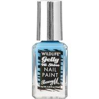 Barry M Cosmetics Wildlife Nail Paint 10ml (Various Shades) - Ocean Blue