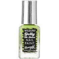 Barry M Cosmetics Wildlife Nail Paint 10ml (Various Shades) - Rainforest Green