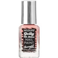 Barry M Cosmetics Wildlife Nail Paint 10ml (Various Shades) - Tropical Pink