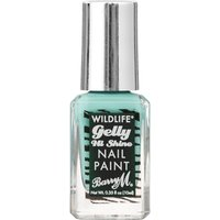 Barry M Cosmetics Wildlife Nail Paint 10ml (Various Shades) - Wild Mint