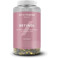 Myvitamins Retinol Softgels - 30Cápsulas de gel