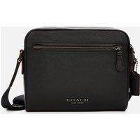 Coach Mens Metropolitan Soft Camera Bag - Black