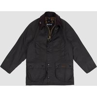 Barbour Boys Beaufort Waxed Jacket - Olive - XL