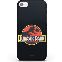 Jurassic Park Logo Phone Case for iPhone and Android - Samsung S7 - Snap Case - Matte