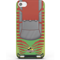 Jurassic Park Tour Car Phone Case for iPhone and Android - iPhone 8 Plus - Tough Case - Gloss