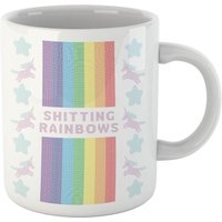 Shitting Rainbows Mug - Mug Gifts