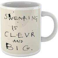 Poet and Painter Swearing Is Mug - Mug Gifts