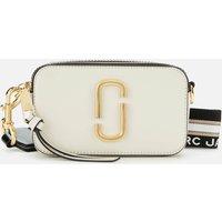Marc Jacobs Women's Snapshot Cross Body Bag - New Cloud White Multi