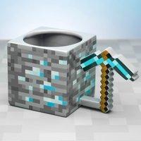 Minecraft Pickaxe Oversized Mug - Mug Gifts
