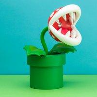 Super Mario Piranha Plant Posable Lamp - Computer Games Gifts