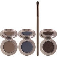delilah Eye Shadow Exclusive Collection with Eye Definer Brush (Worth PS86.00)