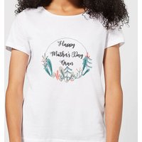 Happy Mother's Day Gran Women's T-Shirt - White - 5XL - White