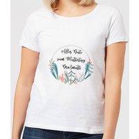 Alles Gute Sum Muttertag Gra?mutti Women's T-Shirt - White - 4XL - White