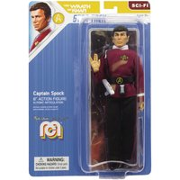 Mego Star Trek II - WOK - Captain Spock 8 Inch Action Figure