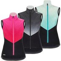 Santini Women's Redux Genio Vest - XL - Dewy Green