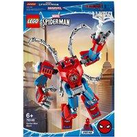 LEGO Super Heroes: Marvel Spider-Man Mech Building Set (76146)