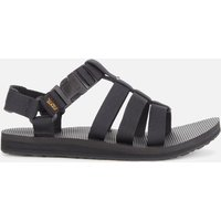 Teva Women's Original Dorado Sandals - Black - UK 3