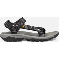 Teva Men's Hurricane Xlt2 Sport Sandals - Chara Black/Grey - UK 11