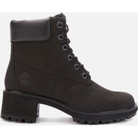 Timberland Women's Kinsley 6 Inch Waterproof Heeled Boots - Black - UK 4