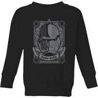 Star Wars Darkside Trooper Kids' Sweatshirt - Black - 11-12 Years - Black