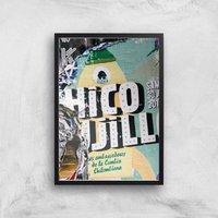 Failed Marketing Giclee Art Print - A4 - Black Frame