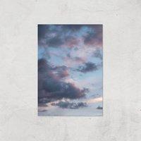 Murky Skies Giclee Art Print - A2 - Print Only