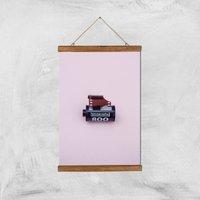 Camera Roll Giclee Art Print - A3 - Wooden Hanger - Electronics Gifts