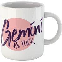 Gemini As Fuck Mug - Mug Gifts