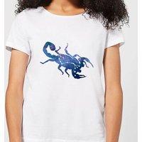 Scorpio Women's T-Shirt - White - XXL - White - Clothes Gifts