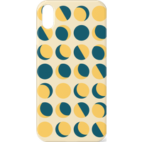 Moon Phase Pattern Phone Case for iPhone and Android - iPhone 11 - Snap Case - Matte