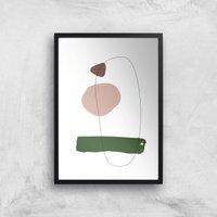 Envy Giclee Art Print - A2 - Black Frame