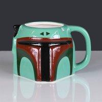 Star Wars Boba Fett 3D Sculpted Mug - Mug Gifts