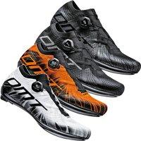 DMT KR1 Road Shoes - EU 44 - Black