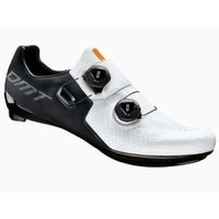 DMT SH1 Road Shoes - EU 44 - White/Black