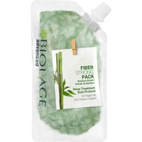 Biolage Advanced FiberStrong Deep Treatment Pack Strengthening Hair Mask for Damaged Hair 100ml
